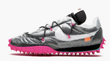 "Nike Waffle Racer SP  ""Off-White - BLACK"" Women's - airdrizzykicks.com"