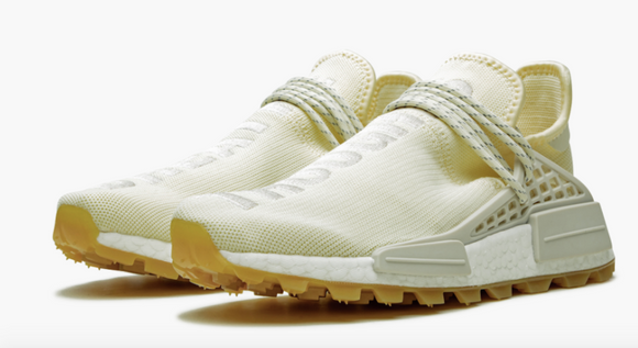 "Adidas PW Hu NMD PRD ""Cream White"" Mens"