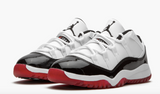 "Air Jordan 11 Low ""Concord Bred"" Toddler & Preschool - airdrizzykicks.com"