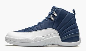 "Air Jordan 12 Retro  ""Indigo"" Mens - airdrizzykicks.com"