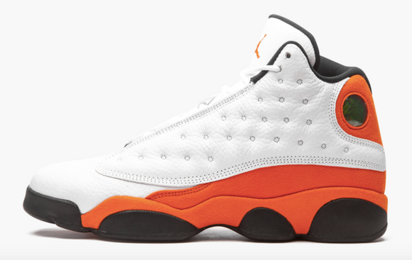 "Air Jordan 13 Retro  ""Starfish"" GS - airdrizzykicks.com"
