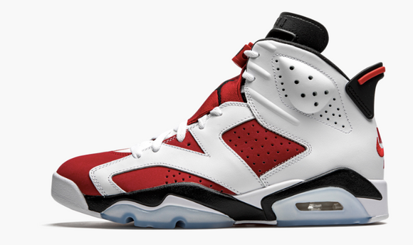 "Air Jordan 6 Retro  ""Carmine"" Mens - airdrizzykicks.com"