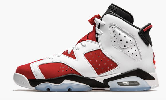 "Air Jordan 6 Retro  ""Carmine"" GS - airdrizzykicks.com"