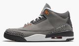 "Air Jordan 3 Retro  ""Cool Grey"" Mens - airdrizzykicks.com"