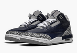 "Air Jordan 3 Retro  ""Georgetown"" GS Gradeschool - airdrizzykicks.com"