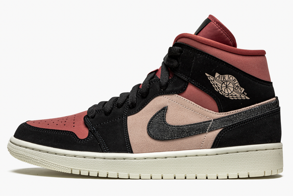 "Air Jordan 1 Mid  ""Canyon Rust"" - airdrizzykicks.com"