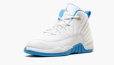 Air Jordan Retro 12 XII 'Melo University Blue'  PS Preschool 510816-127