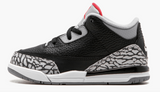 Air Jordan Retro 3 III 'Black Cement' Toddler & Preschool - airdrizzykicks.com