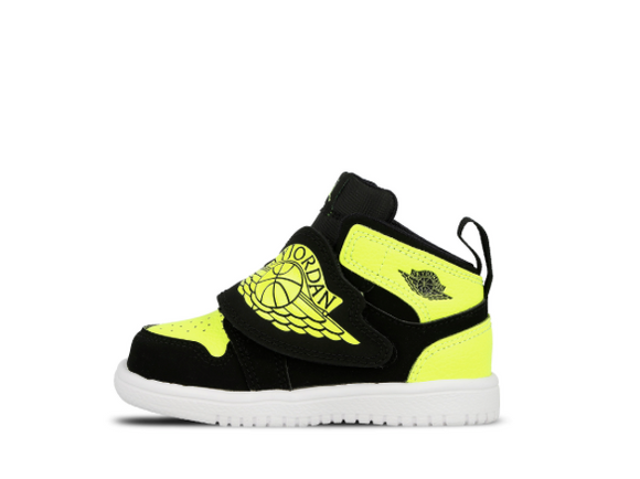 Air Jordan SKY 1 (Volt) Toddler - airdrizzykicks.com