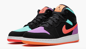 Air Jordan 1 Mid SE 'Candy' Preschool - airdrizzykicks.com
