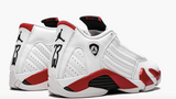 "Air Jordan Retro 14 XIV  ""Candy Cane"" Gs - airdrizzykicks.com"