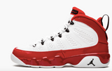 Air Jordan Retro 9 IX (Gym Red) GS Grade School - airdrizzykicks.com