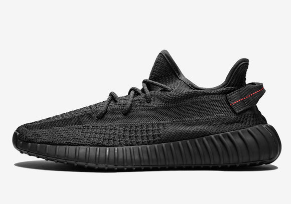 Adidas Yeezy Boost 350 V2 Black Static - airdrizzykicks.com