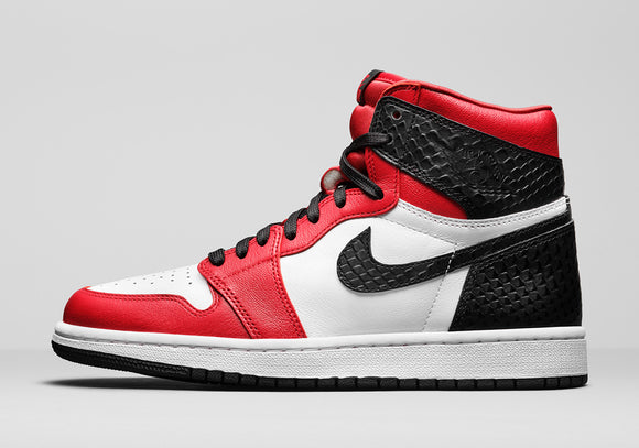 "Air Jordan 1 Retro High OG ""Satin Snake"" - airdrizzykicks.com"