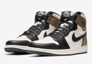 "Air Jordan 1 Retro High OG ""Dark Mocha"" Mens - airdrizzykicks.com"