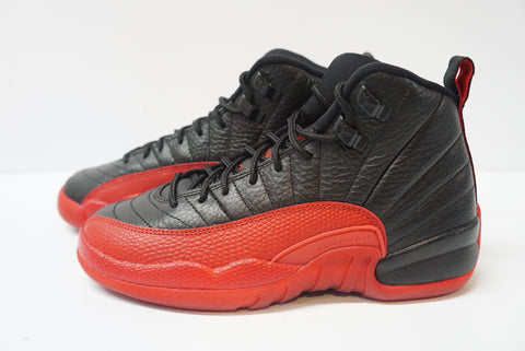 "Air Jordan Retro 12 XII ""Flu Game"" Grade School"