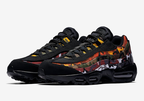 Nike Air Max 95 'ERDL Party Camo' - airdrizzykicks.com