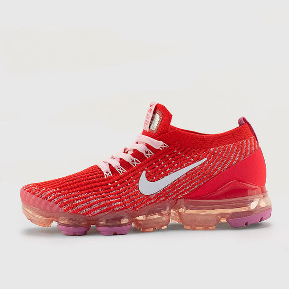 Nike Air Vapormax Flyknit 3 -(Track Red)  women - airdrizzykicks.com