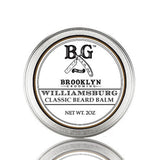 Brooklyn Grooming - Balsamo de Barba Williamsburg 2oz