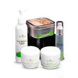 Super Concentrated Tonique Color Me Beautiful Face and Body Whitening Package - renewskin