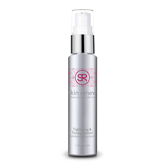 Tightening & Toning Retinol Exfoliating Resurfacer - renewskin