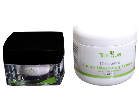 Tonique Super Concentrated Facial Lightening Package - renewskin