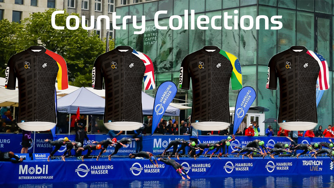 World Triathlon Series Hamburg Jersey Contest