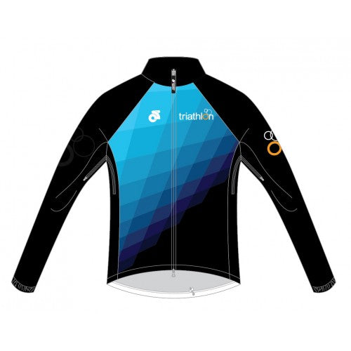 ITU Tech Wind Jacket Blue