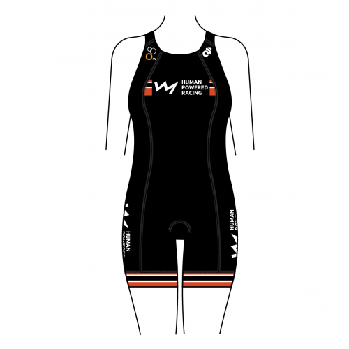 HPR Apex Woman Specific Tri Suit Black 2019