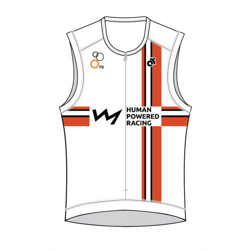 HPR Apex Blade Tri Top - White 2019