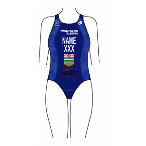 TRI-UMPH Women's Performance Swim Tri Suit