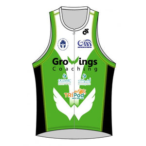 GroWings Performance Link Tri Top