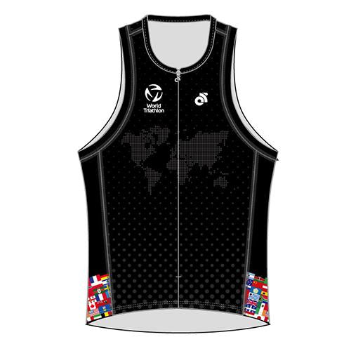 World Triathlon Championship Performance Tri Top