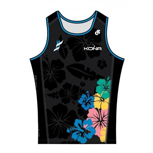 Big Island Triathlon Adventures Run Singlet