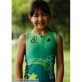 Be Seen Kid's Tri Top