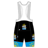 Sunshine Coast Performance Bib Shorts (Yellow)