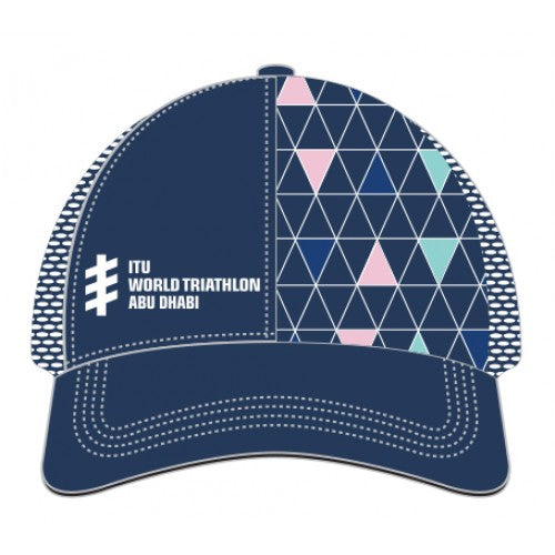 Abu Dhabi Tech Trucker Hat 2020