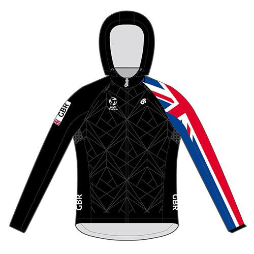 Great Britain Windbreaker Jacket