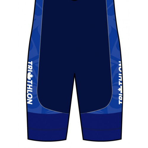 Triathlon Alberta Tech Cycling Shorts Provincial