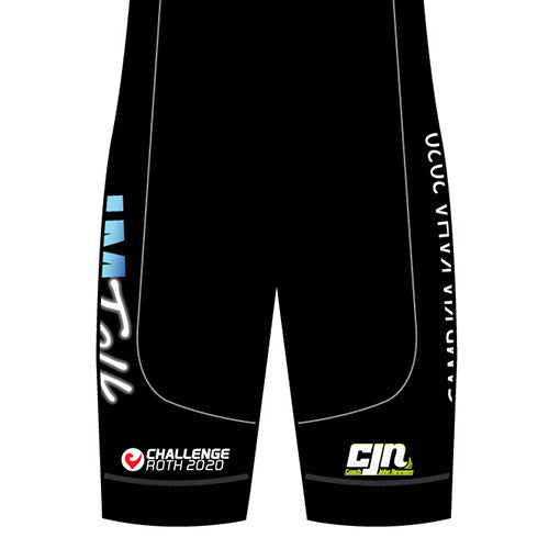 Challenge Roth 2020 Tech Cycling Shorts
