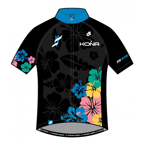Big Island Triathlon Adventures Tech Pro Jersey
