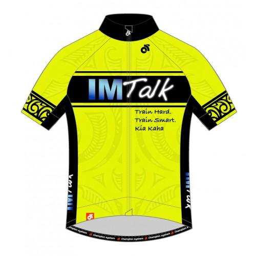 Camp IMTALK Lumo Tech+ Short Sleeve Jersey