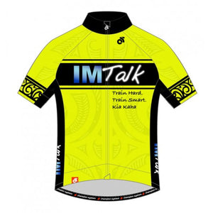 IMTALK Lumo Tech+ Short Sleeve Jersey
