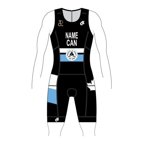 Pacific Spirit Performance Tri Suit 2019