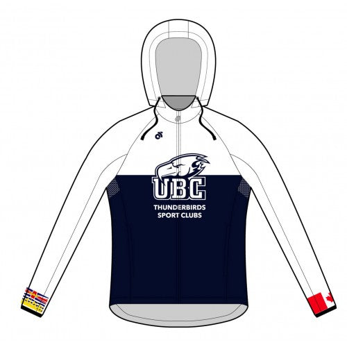 UBC Windbreaker Jacket