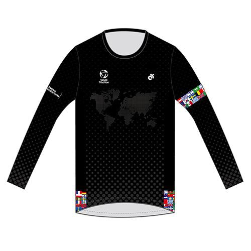 World Triathlon Championship Tech Tee Long Sleeve