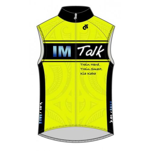 Camp IMTALK Lumo Performance Wind Vest