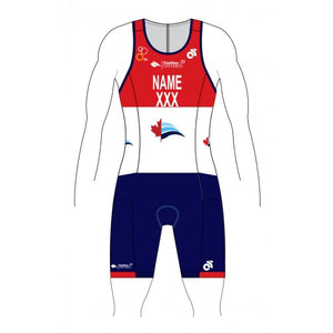 Triathlon Ontario Tech Tri Suit 2019 (CUSTOM) 30 years