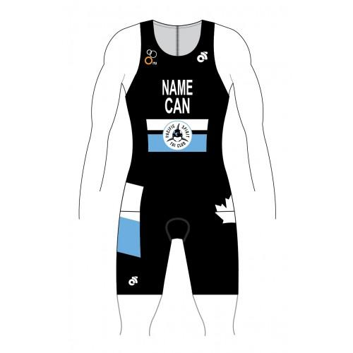 Pacific Spirit Tech Tri Suit 2019