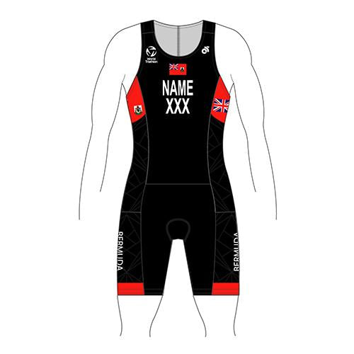 BERMUDA World Inspired Tri Suit